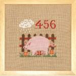 4, 5, 6  Le Cochon