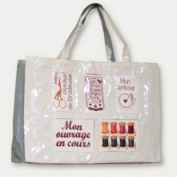white Stitccher bag