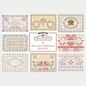 8 postcards N°2