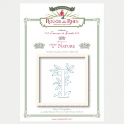 Nature Alphabet - I