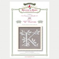 Alphabet Nature - K