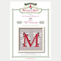 Alphabet Nature - M