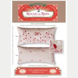 """Boulogne"" pillow"