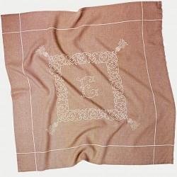 Baroque tablecloth