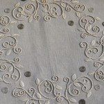 grey palestrina tablecloth