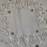 grey palestrina tablecloth