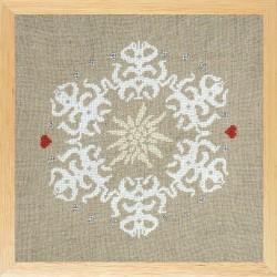 "snowflake ""L'Edelweiss"""