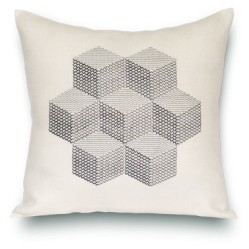 CUBES 50 white