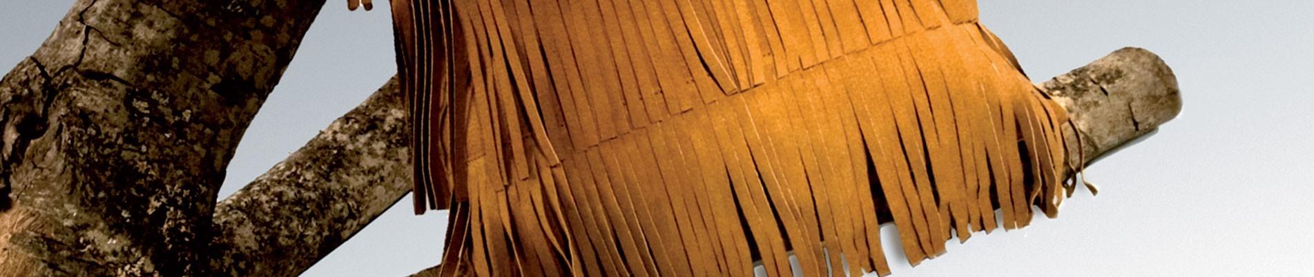 coussins cuir