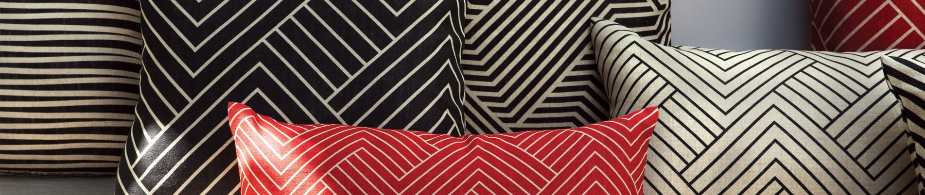 Stripes cushions