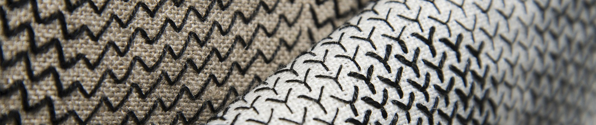 Handmade embroidered cushions